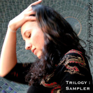 Square Trilogy Sampler CD Cover