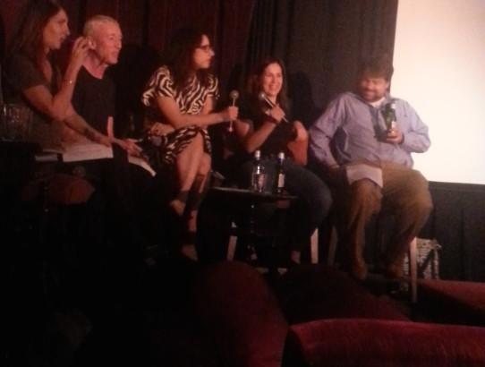 Lexi Alexander and Howard Paar talk Music in Horror Films
